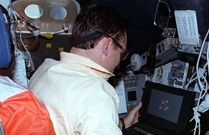 STS-65 Mission Onboard Photograph