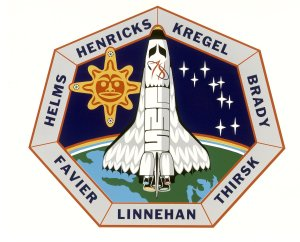 STS-78 Mission Insignia