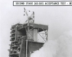Second Stage (S-II) Acceptance Test