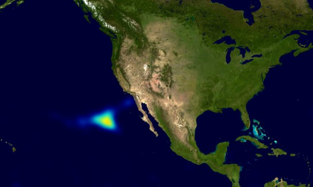 Aerosols from 2003 Southern California Fires (WMS)