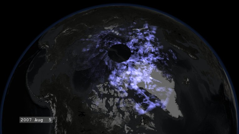 The First Season of Noctilucent Clouds from AIM