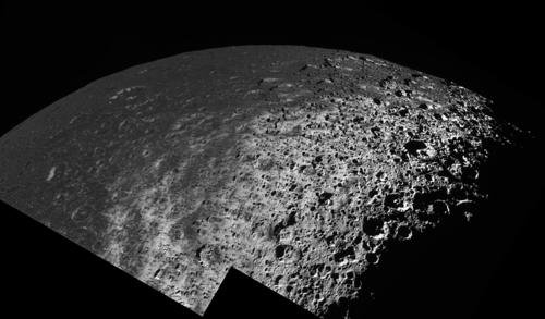 Iapetus: A View from the Top