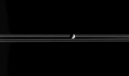 Mimas on the Move
