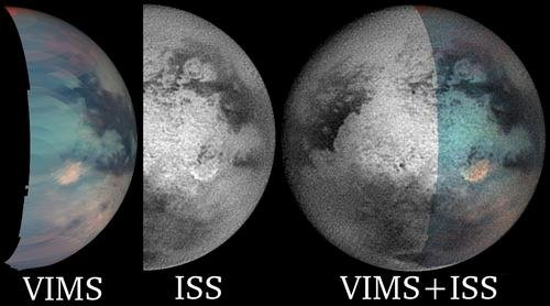 Titan's Odd Spot Baffles Scientists