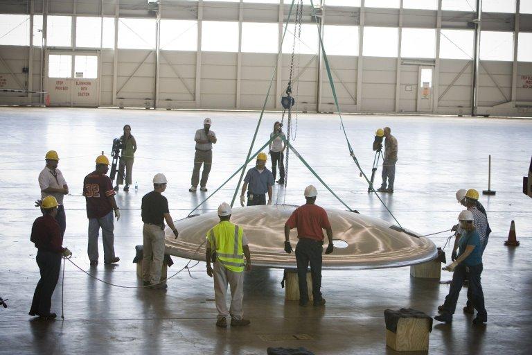 ORION CREW MODULE NASA LANGLEY