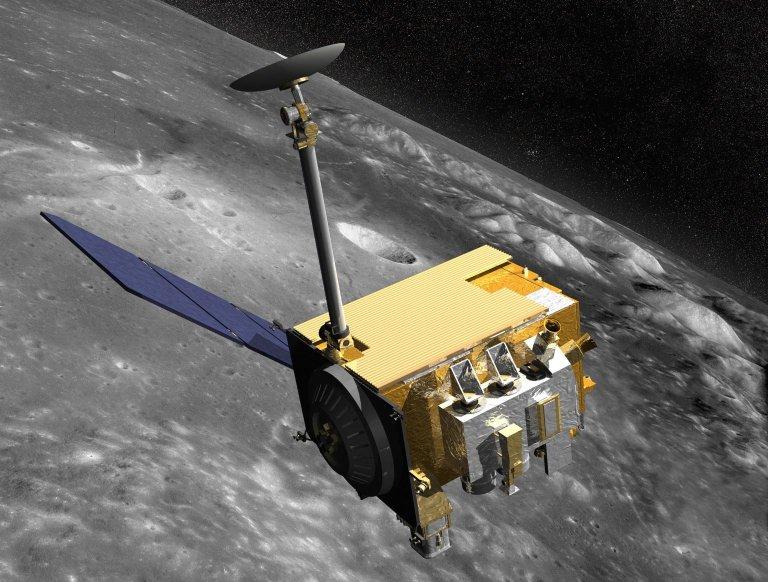 In Lunar Orbit