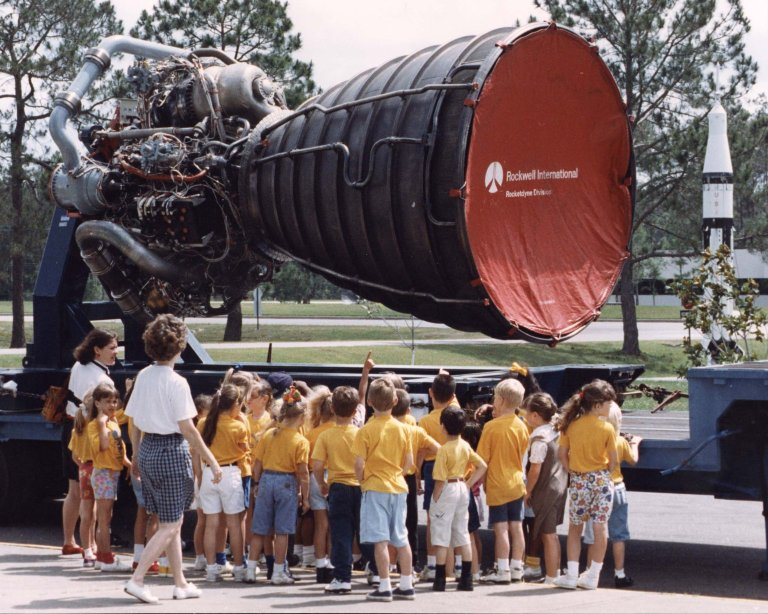 Visitors Center Educational-Programs (Students with-SSME)