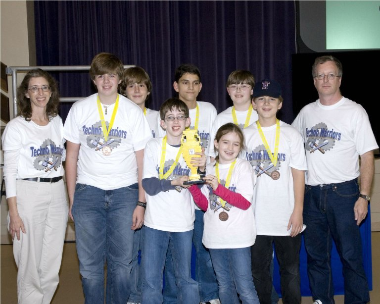 FIRST LEGO League announces State Championship winners
