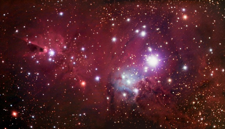 The Mysterious Cone Nebula
