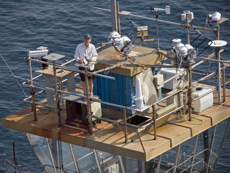CERES Ocean Validation Experiment (COVE)