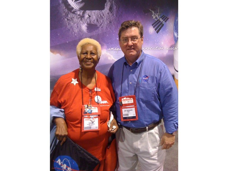 Photos From AARP Convention