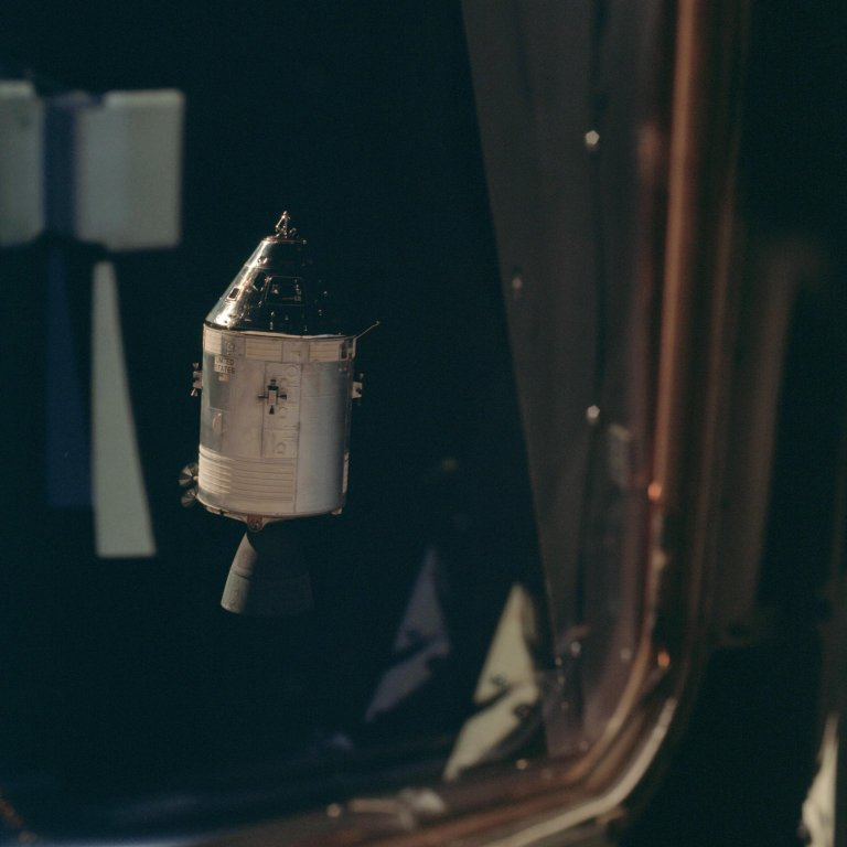 Apollo 9 Command and Service Module