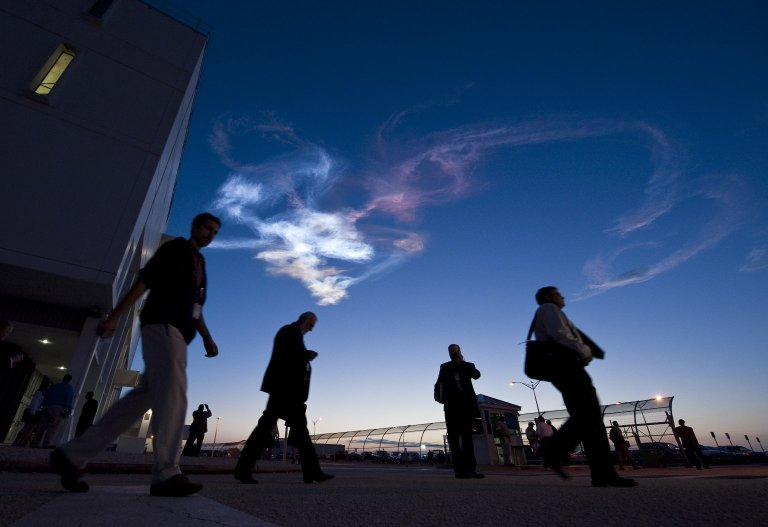 STS-131 Discovery Launch