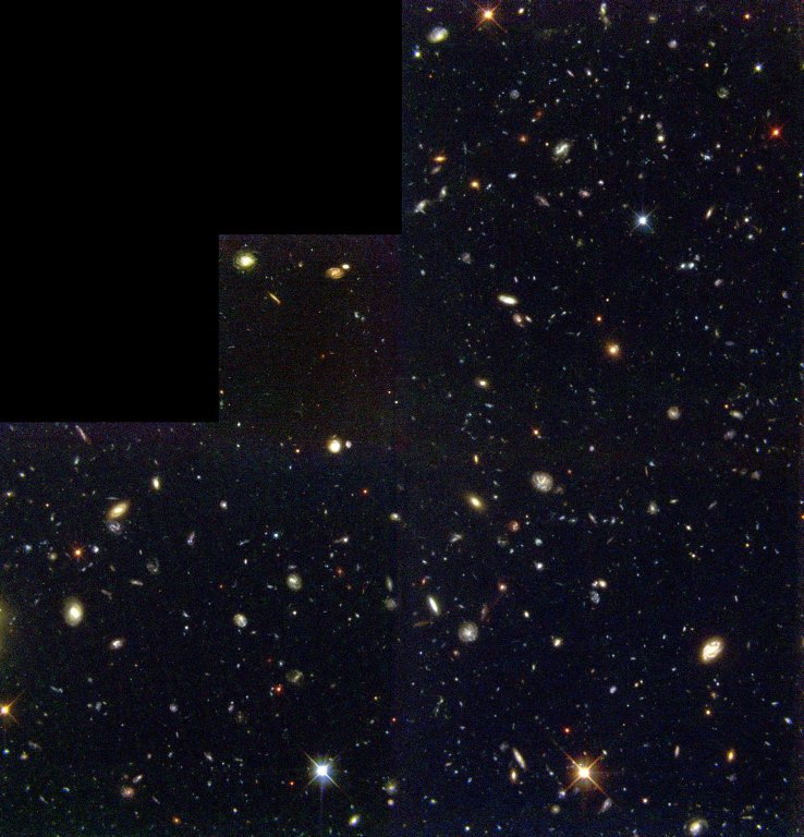 """The Universe """"Down Under"""" is the Latest Target for Hubble's Latest Deep-View"""