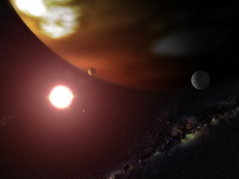 Hubble Makes Precise Measure of Extrasolar World's True Mass