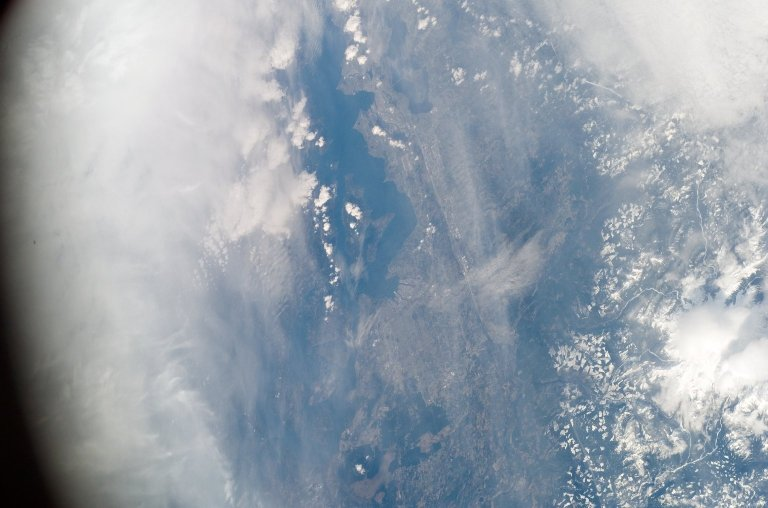 Earth Observations taken by STS-122 Crewmember