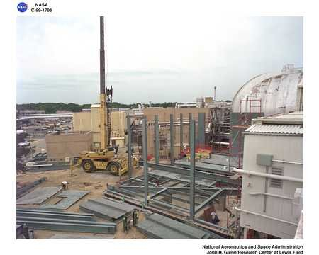 1999 CONSTRUCTION OF FACILITY - ICING RESEARCH TUNNEL IRT HEAT EXCHANGER REPLACEMENT