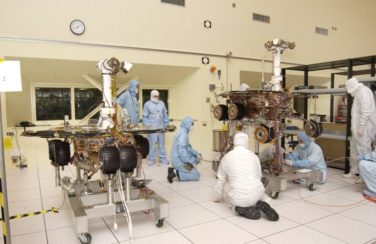 Adjustments to Rover 1