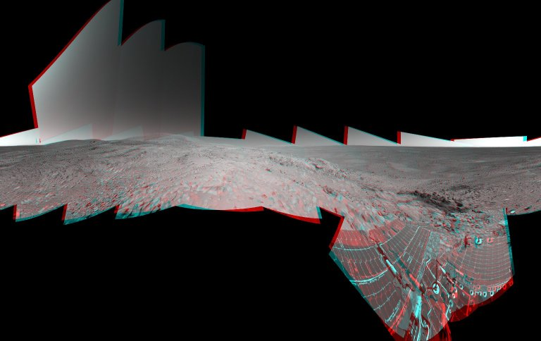 Preparing for 'Lights Out' on Mars (3-D)