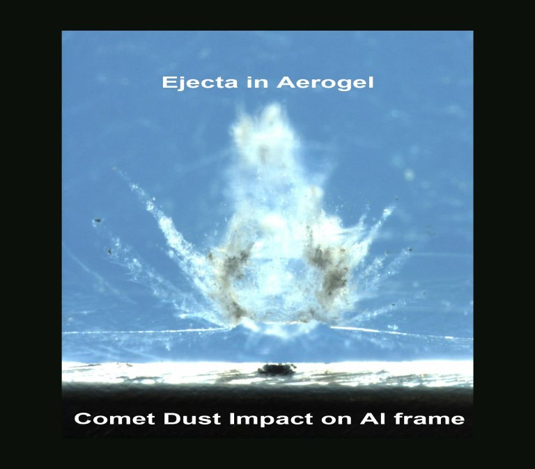 Comet Ejecta in Aerogel