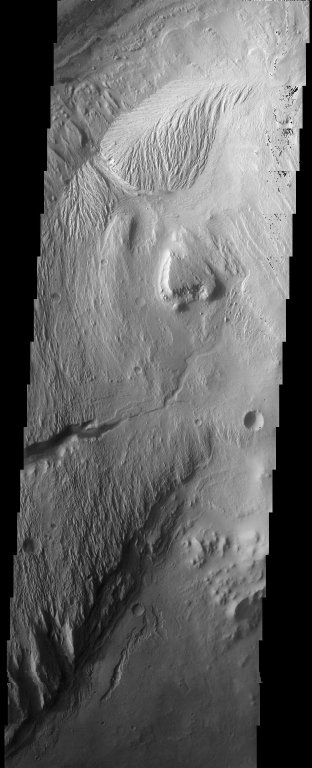 Gale Crater Mound