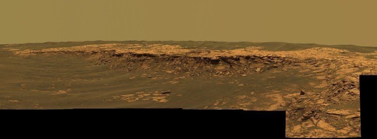 'Payson' Panorama by Opportunity