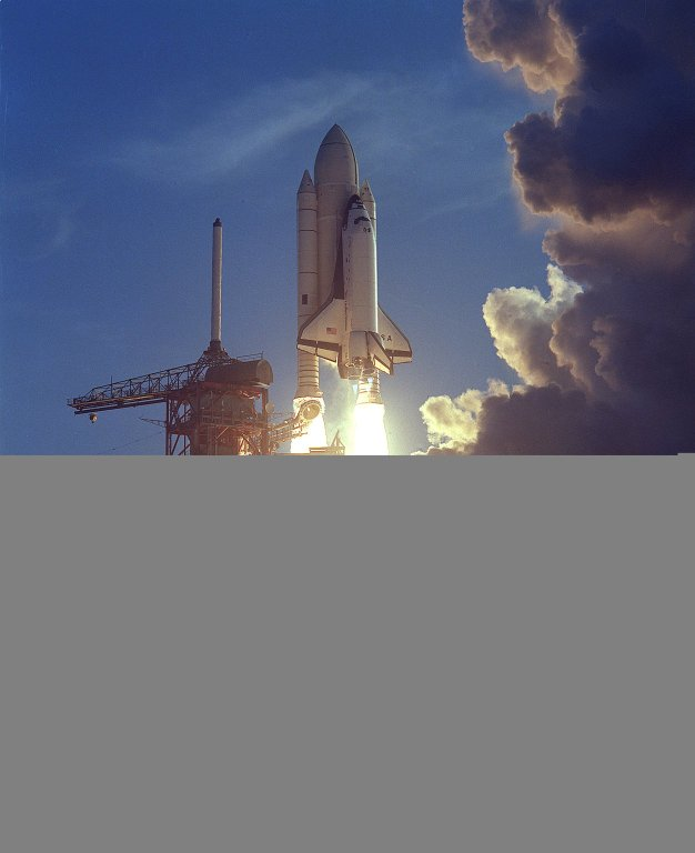 STS-1 Launch