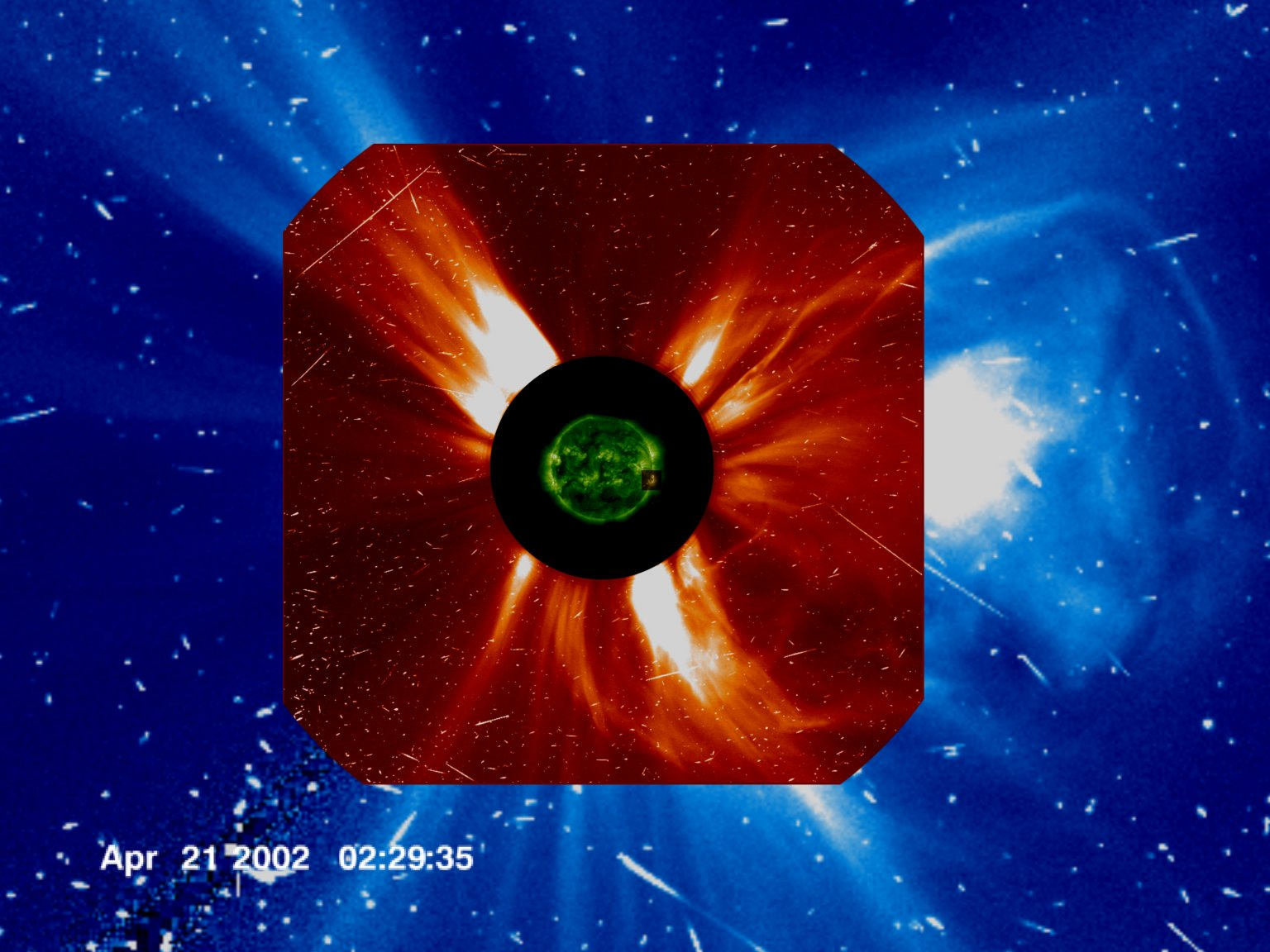 A Multi-Mission View of the AR9906 Solar Flare without Instrument Labels