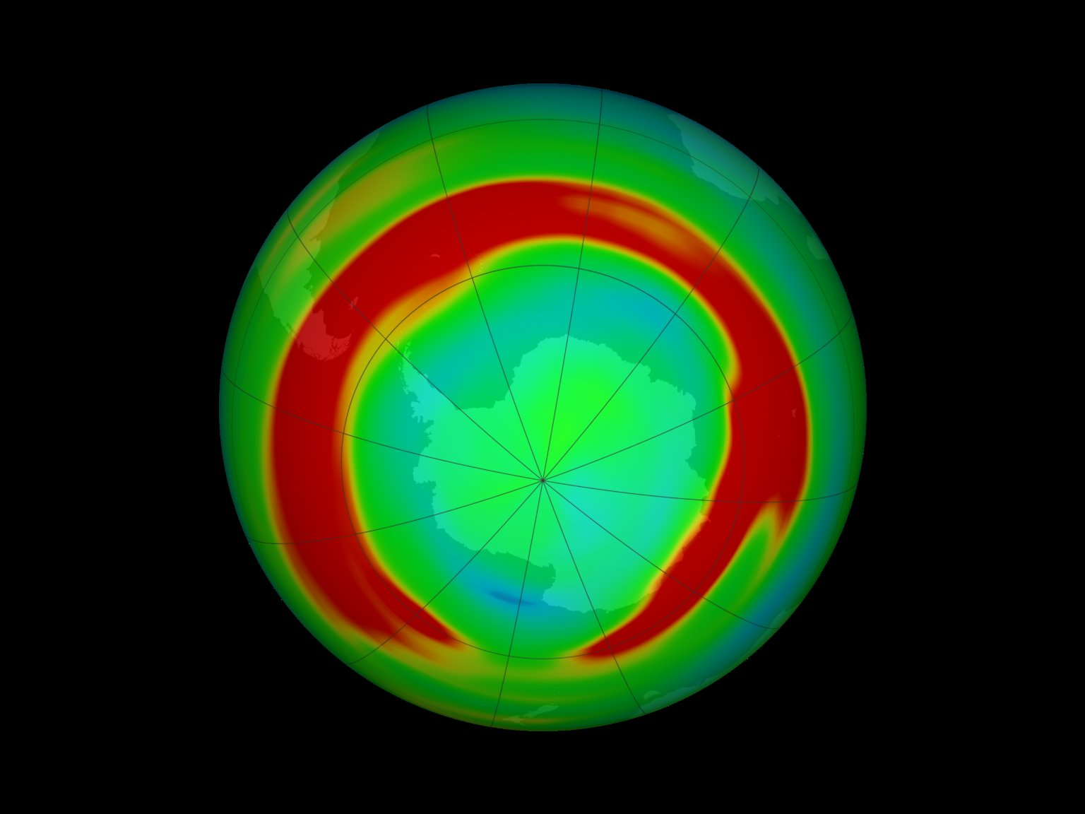 New Data from Aura's Microwave Limb Sounder (MLS) Ozone