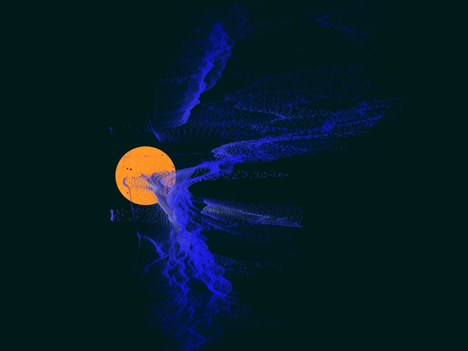 Building a 3-D Coronal Mass Ejection from 2-D Data