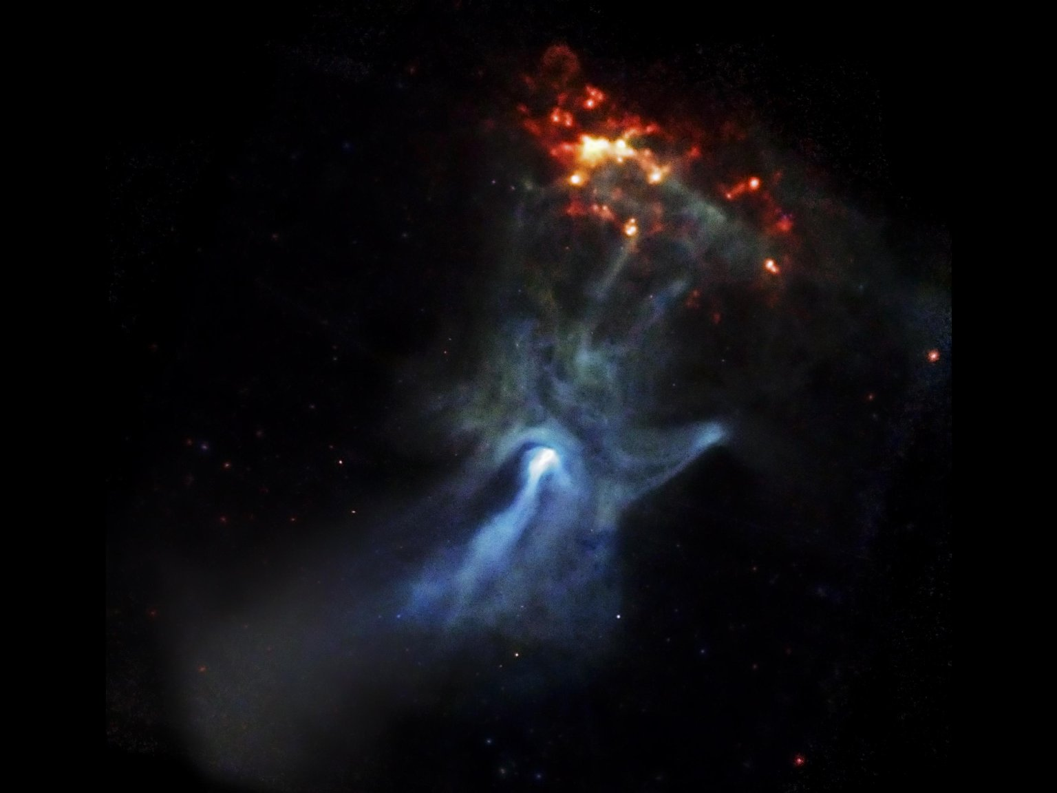 A Young Pulsar Shows Its Hand