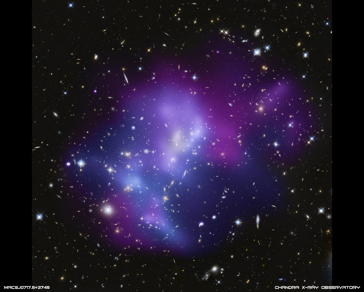 Cosmic Heavyweights in Free-for-All