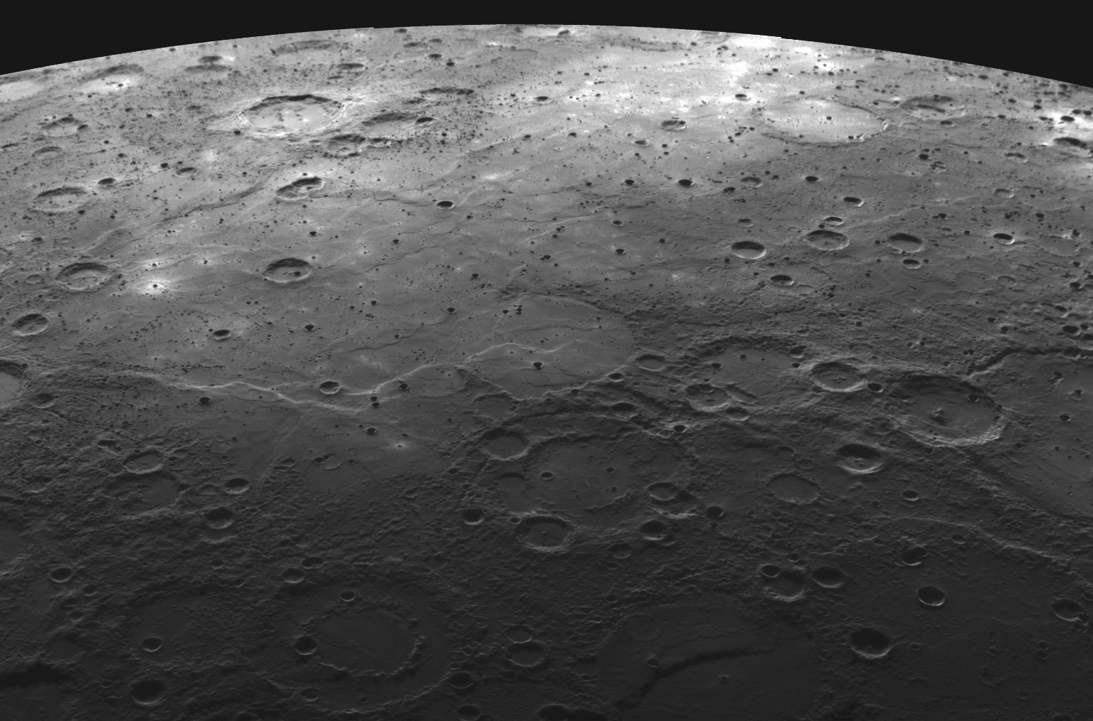 On Mercury