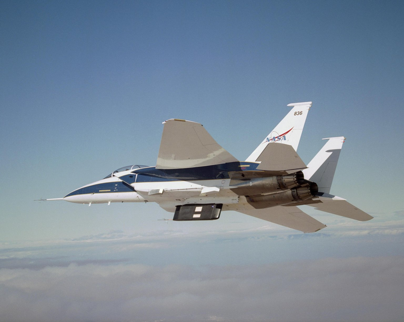 F-15B #836 Research Testbed