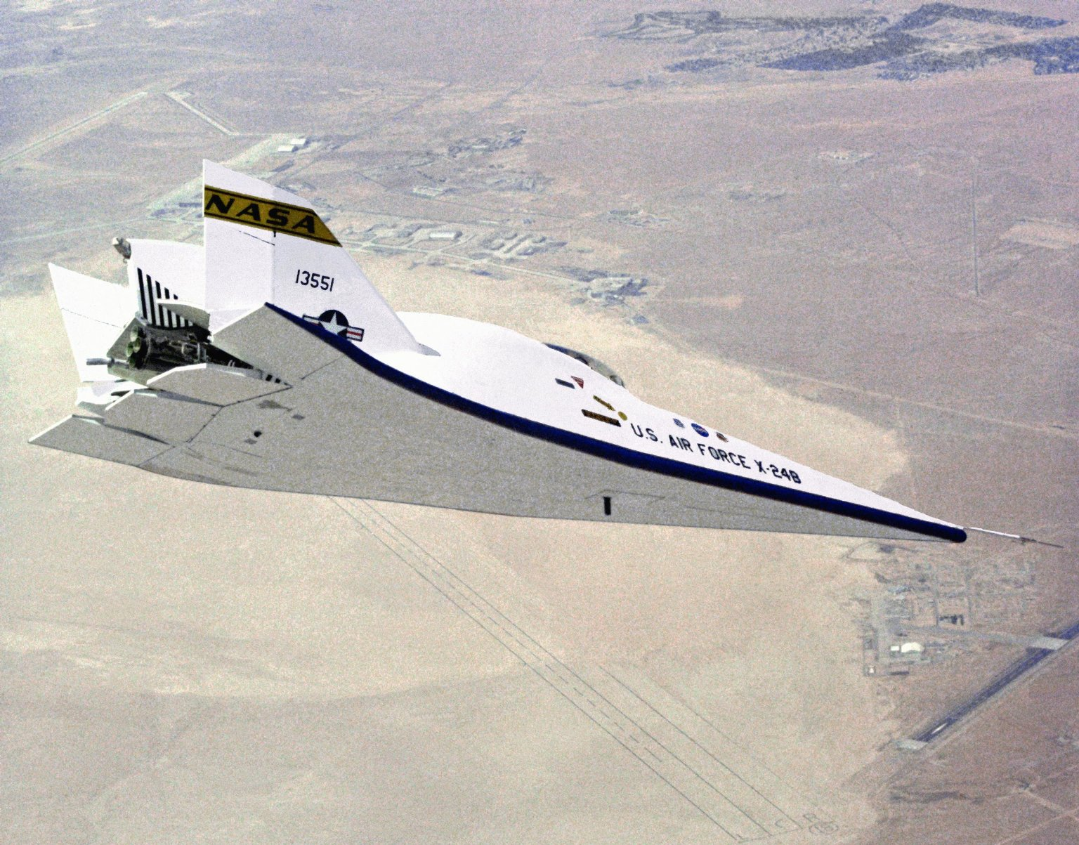 Lifting Body Aircraft