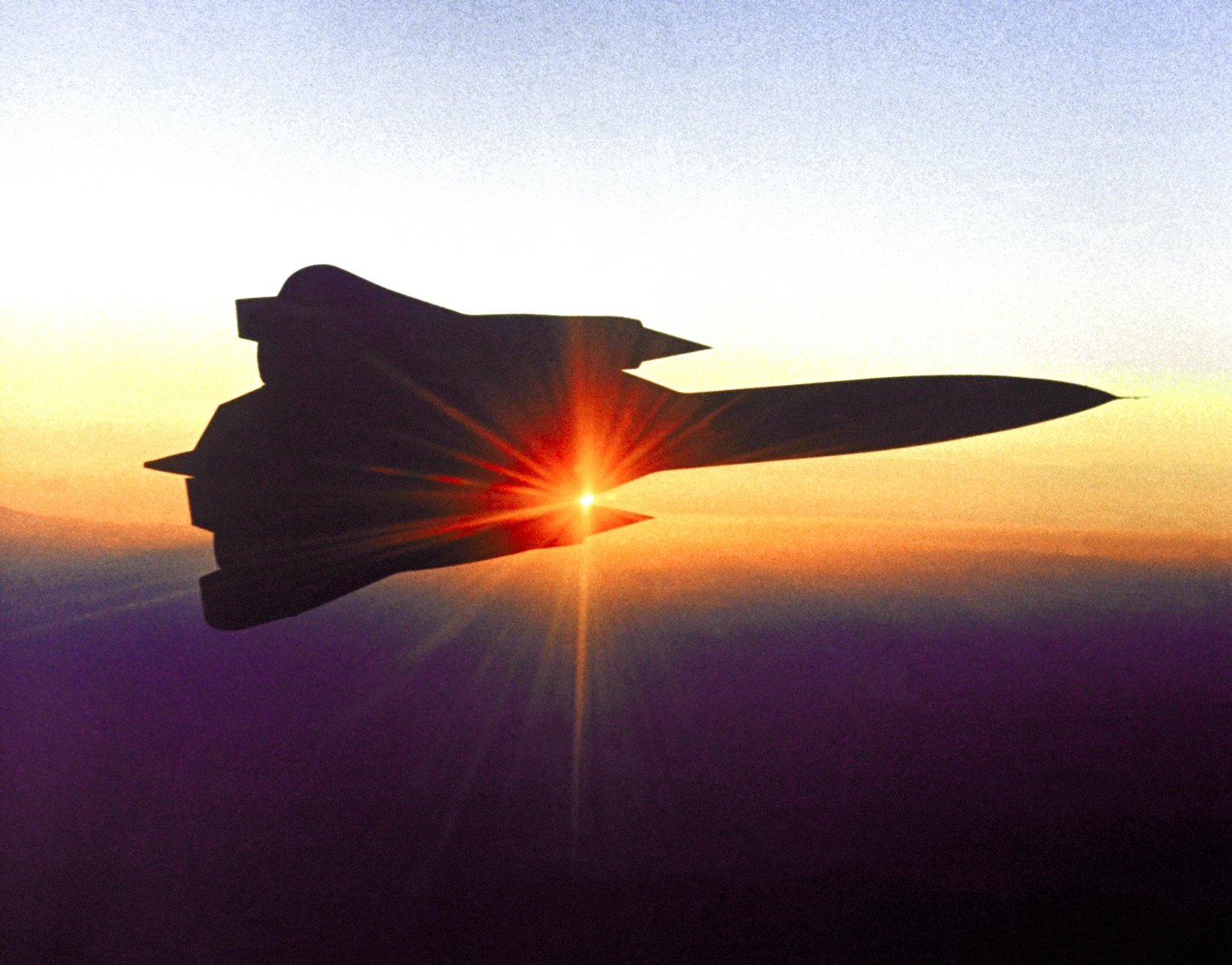 Missions at Mach 3