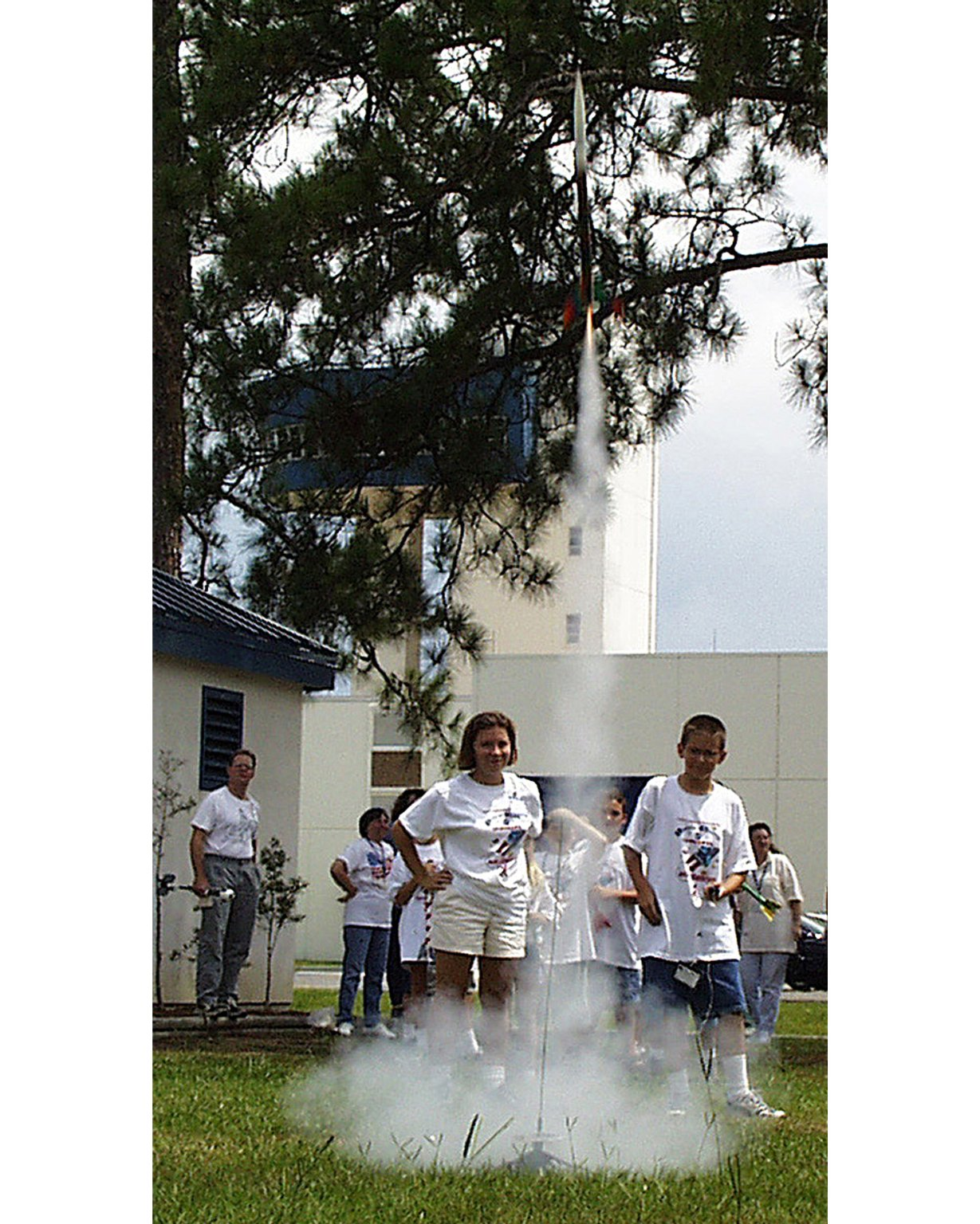 Astro Camp 2000 Rocketry Exercise