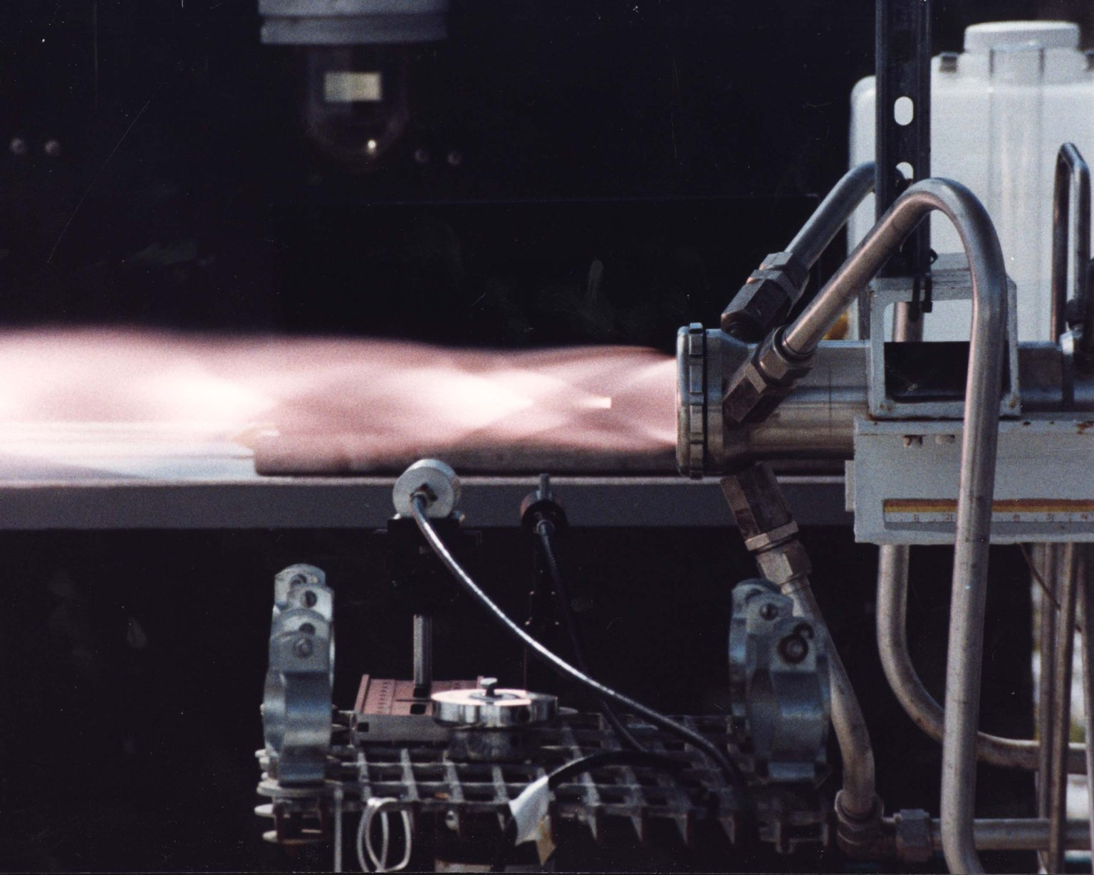 Small-Scale Rocket Engine