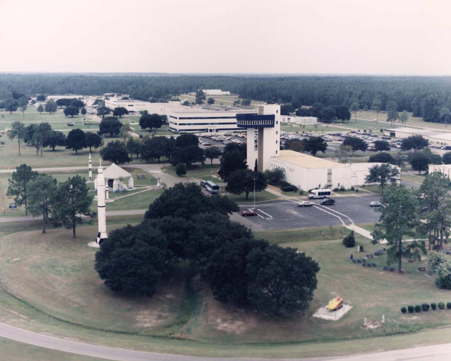 StenniSphere, the Stennis Visitor Center