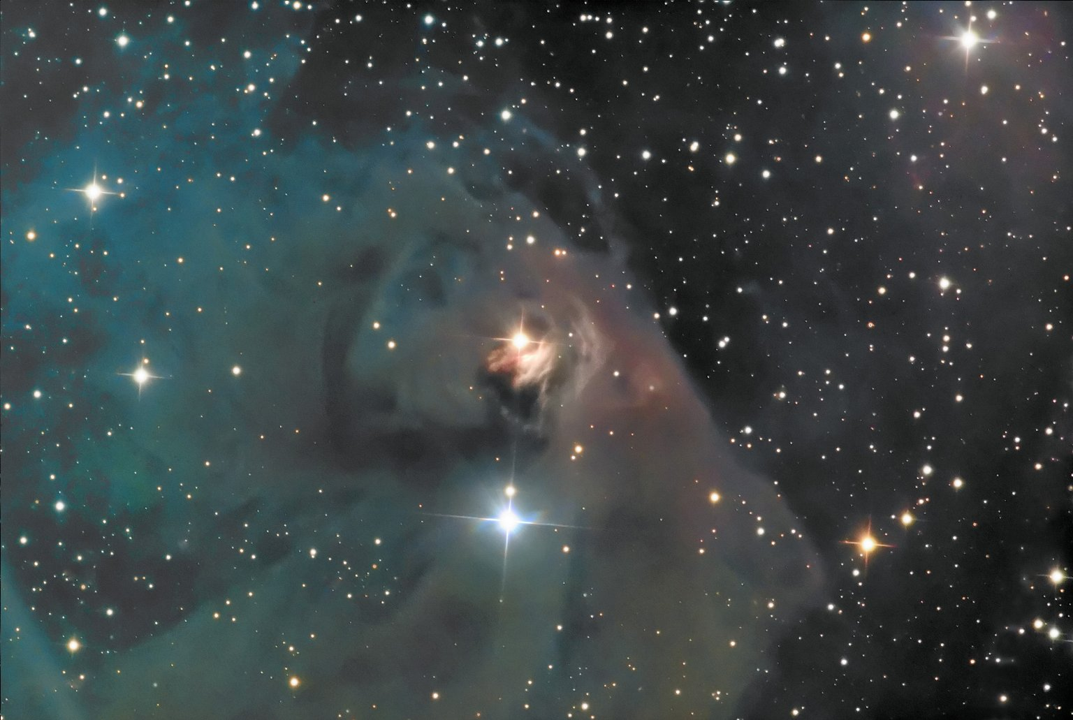 T Tauri and Hind's Variable Nebula