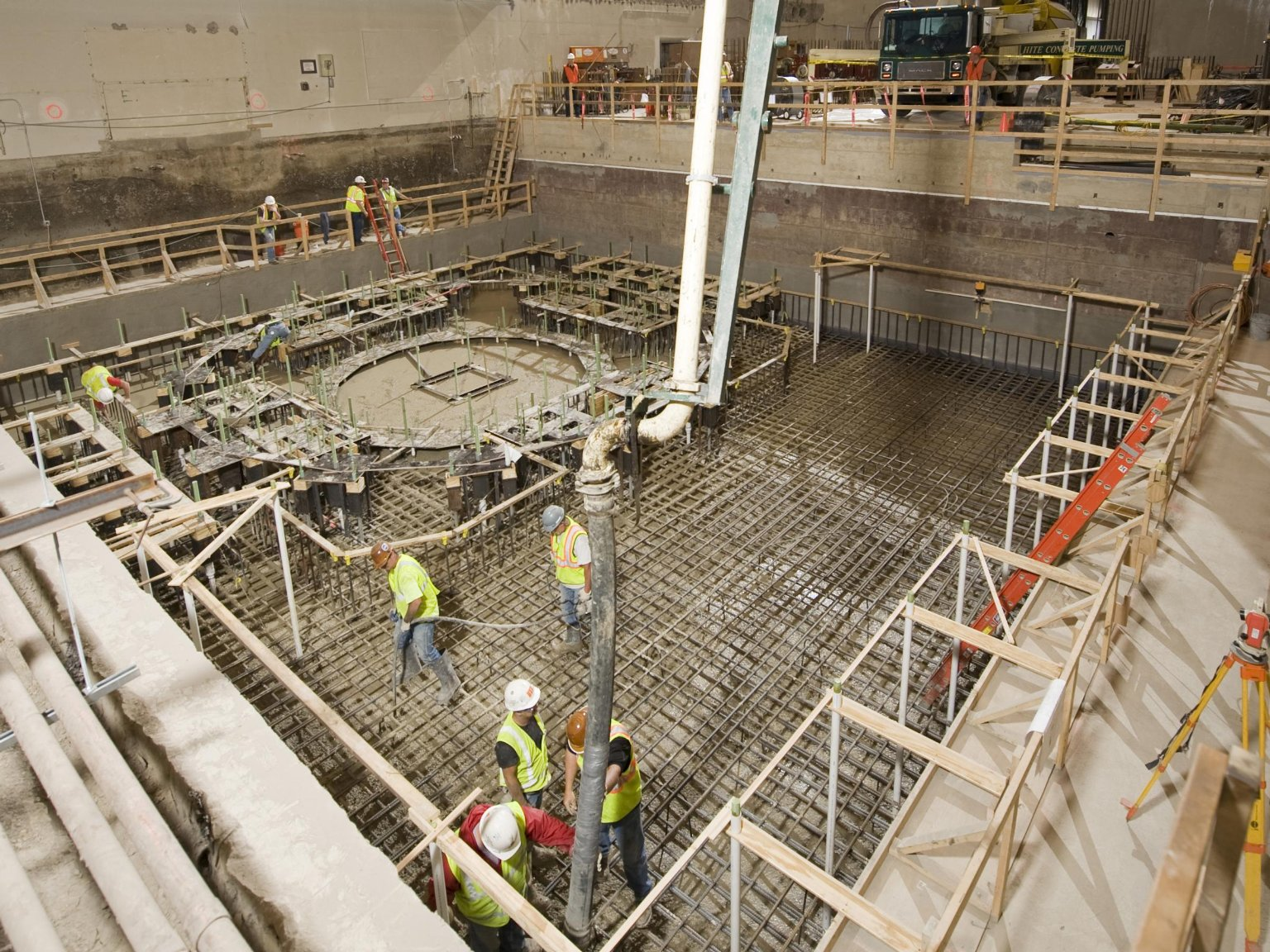 Groundwork for Testing Orion