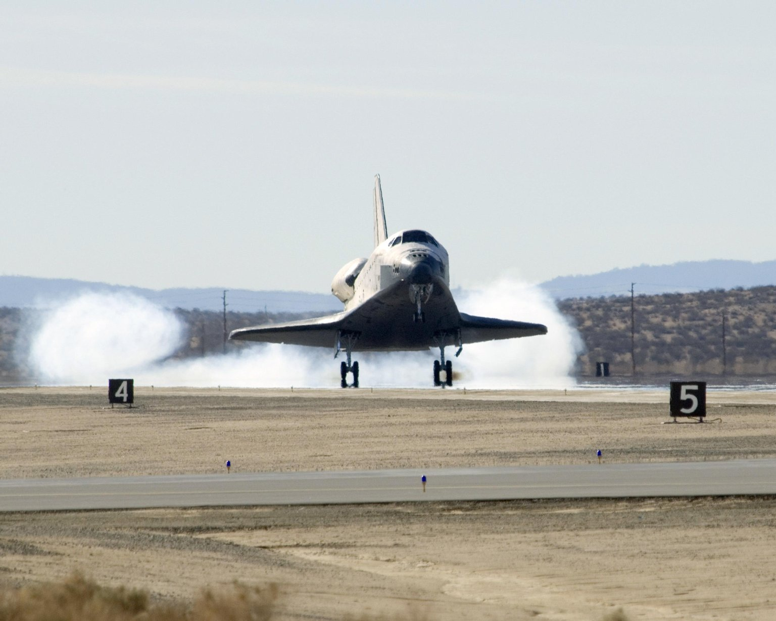 Welcome Back, Endeavour