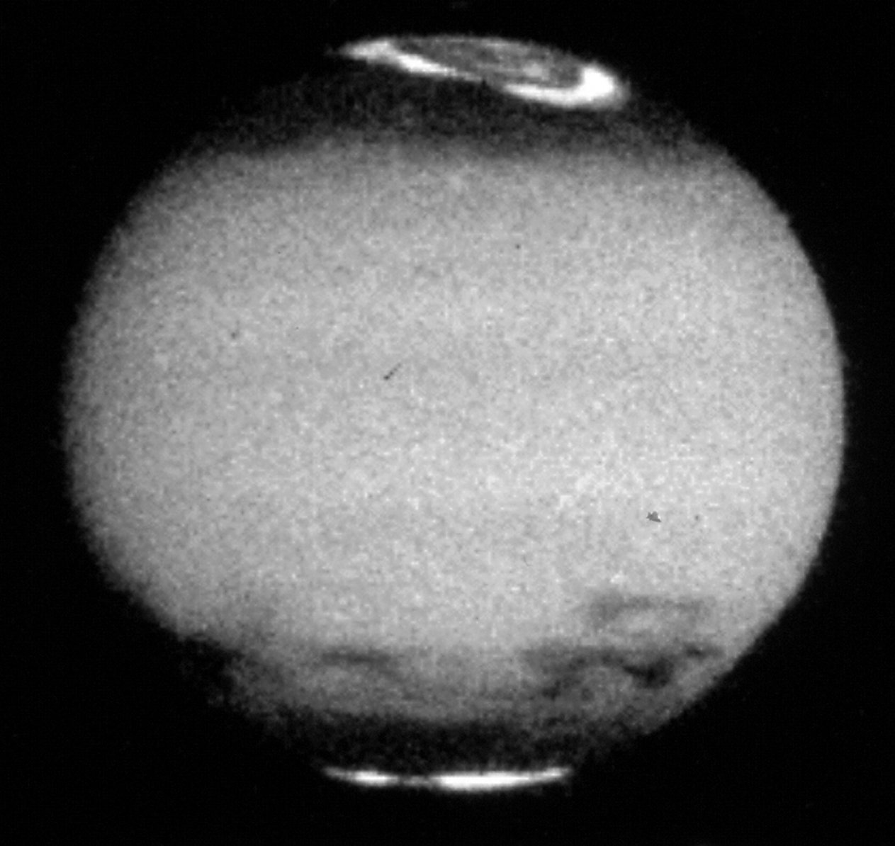 Jupiter's Upper Atmospheric Winds Revealed in Ultraviolet Images by Hubble Telescope