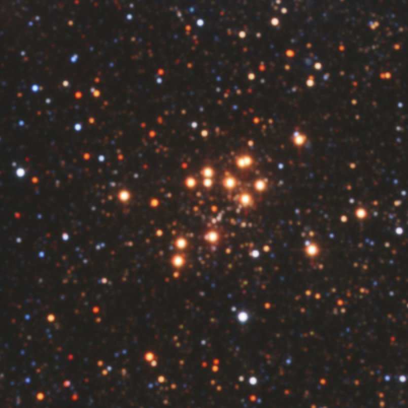 Mystery Solved: High-Energy Fireworks Linked to Massive Star Cluster