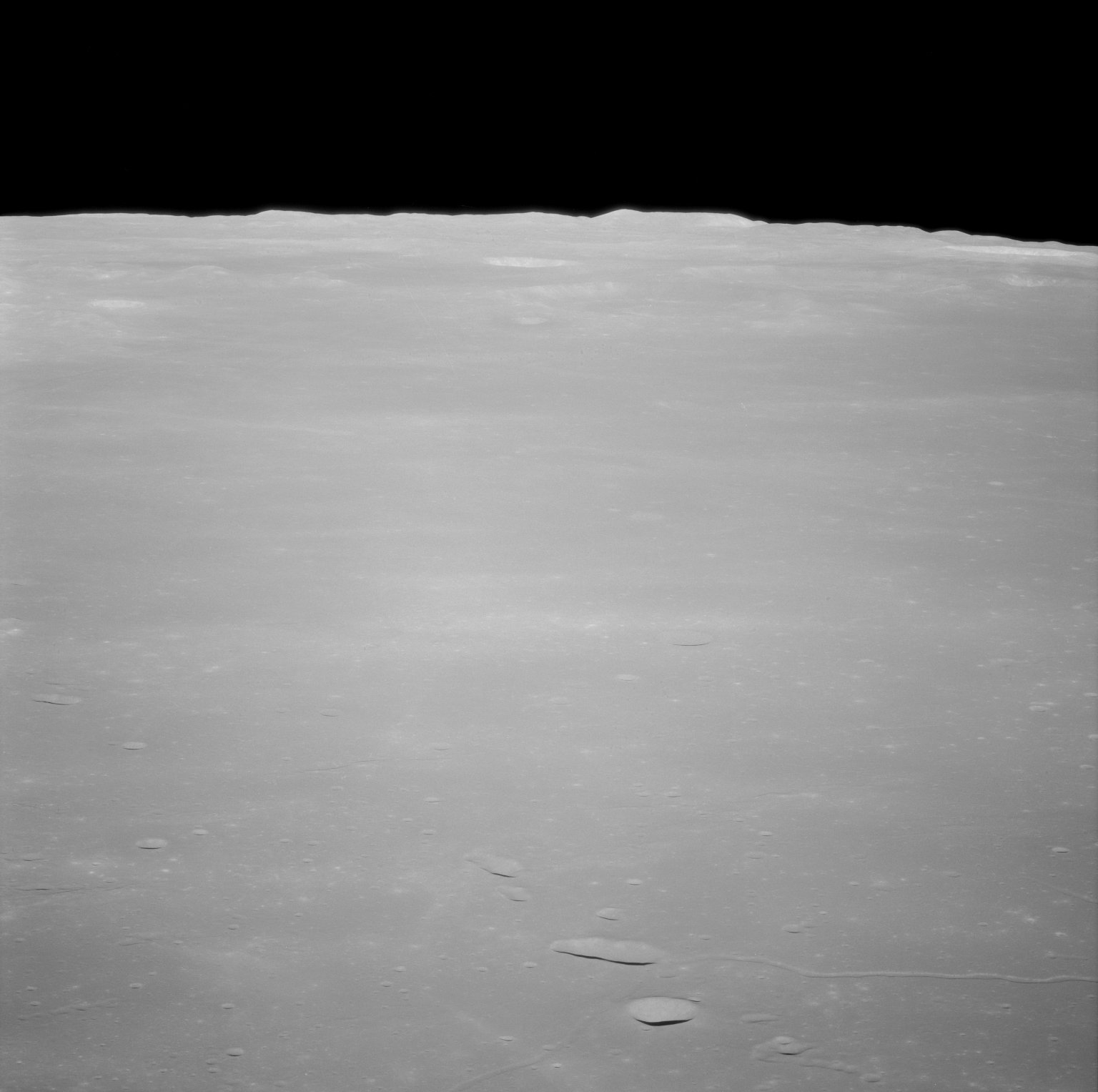 Apollo 11 Mission image - Landing Site 2