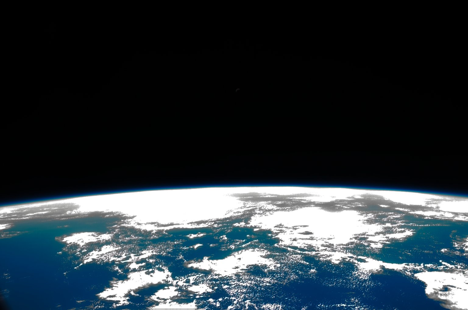 Earth Observations taken by STS-117 Crewmember on Space Shuttle Atlantis