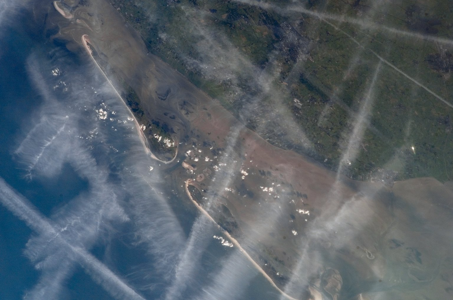Earth Observations taken by STS-117 Crewmember