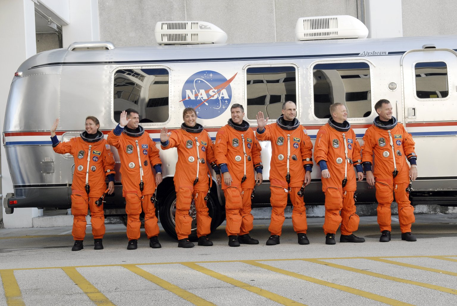 STS-126 launch preparations