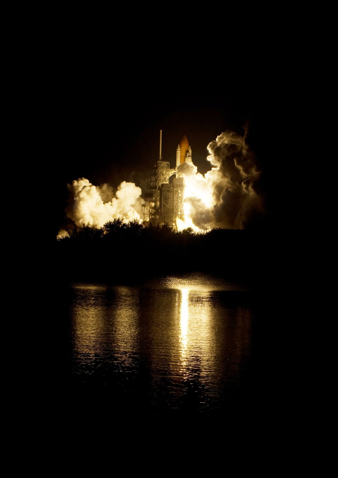 STS-126 launch