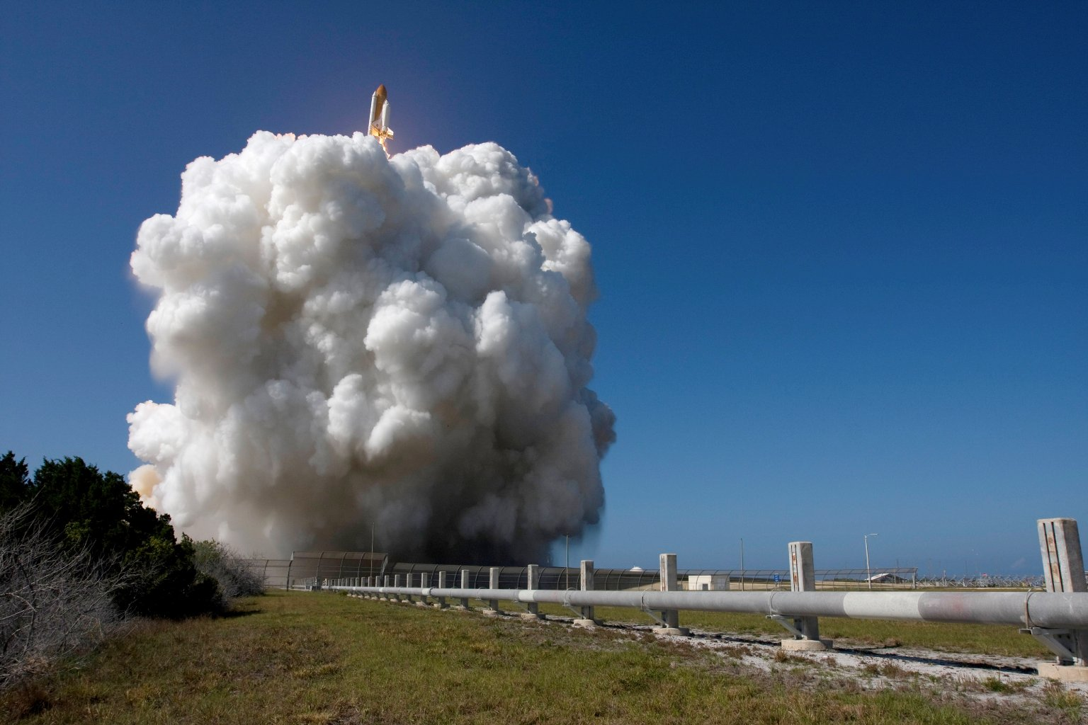 STS-124 launch